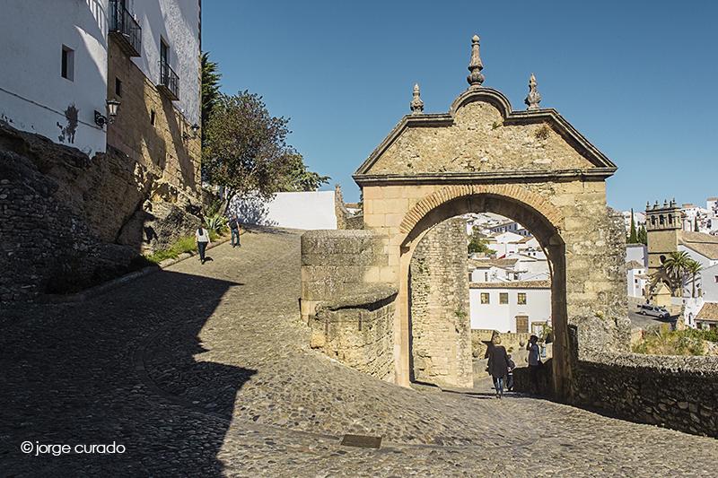 Puerta Ronda