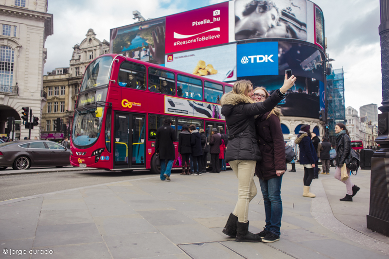 Piccadilly circus, (Londres)